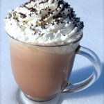 Rich, Creamy Hot Chocolate With Homemade Whipped Cream
