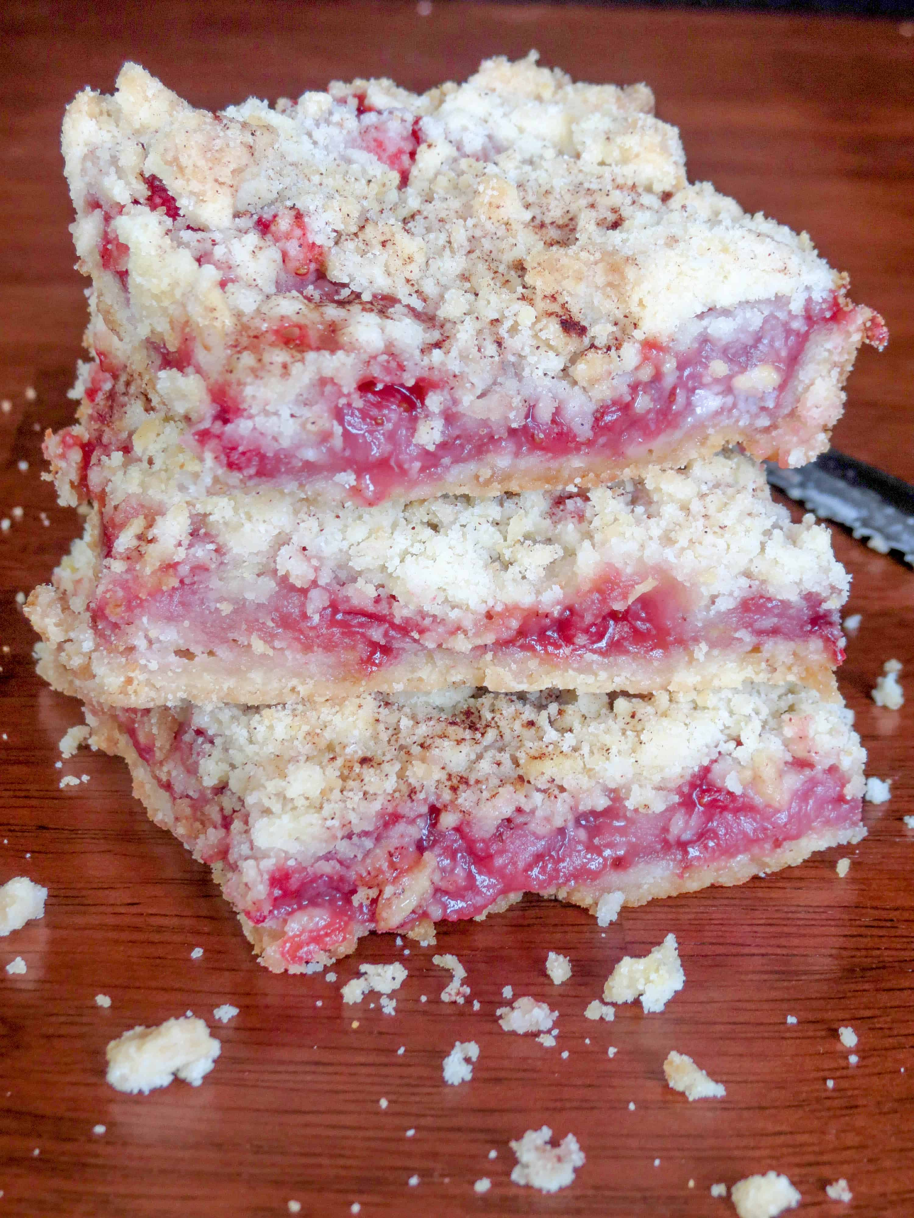 Gooey Layered Everything Bars Recipes — Dishmaps