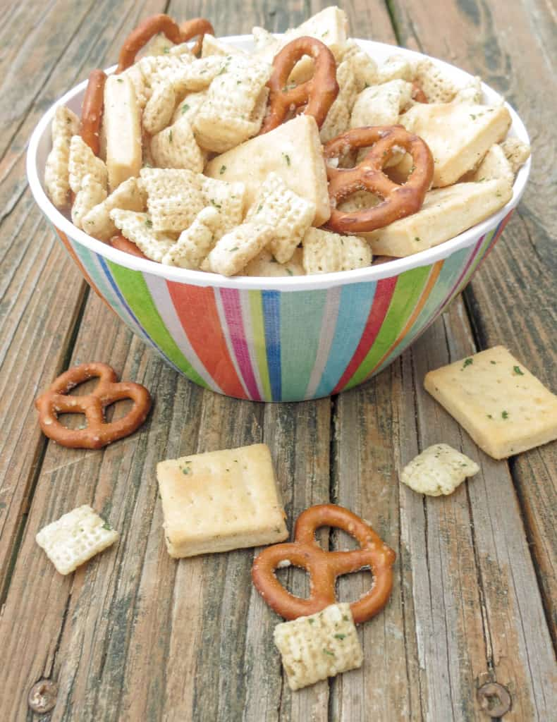Ranch Chex Party Mix