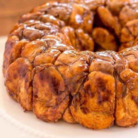 Homemade Monkey Bread - Sprinkle Some Sugar