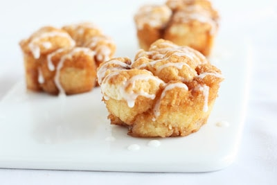 Monkey Bread Muffins - Cooking Classy