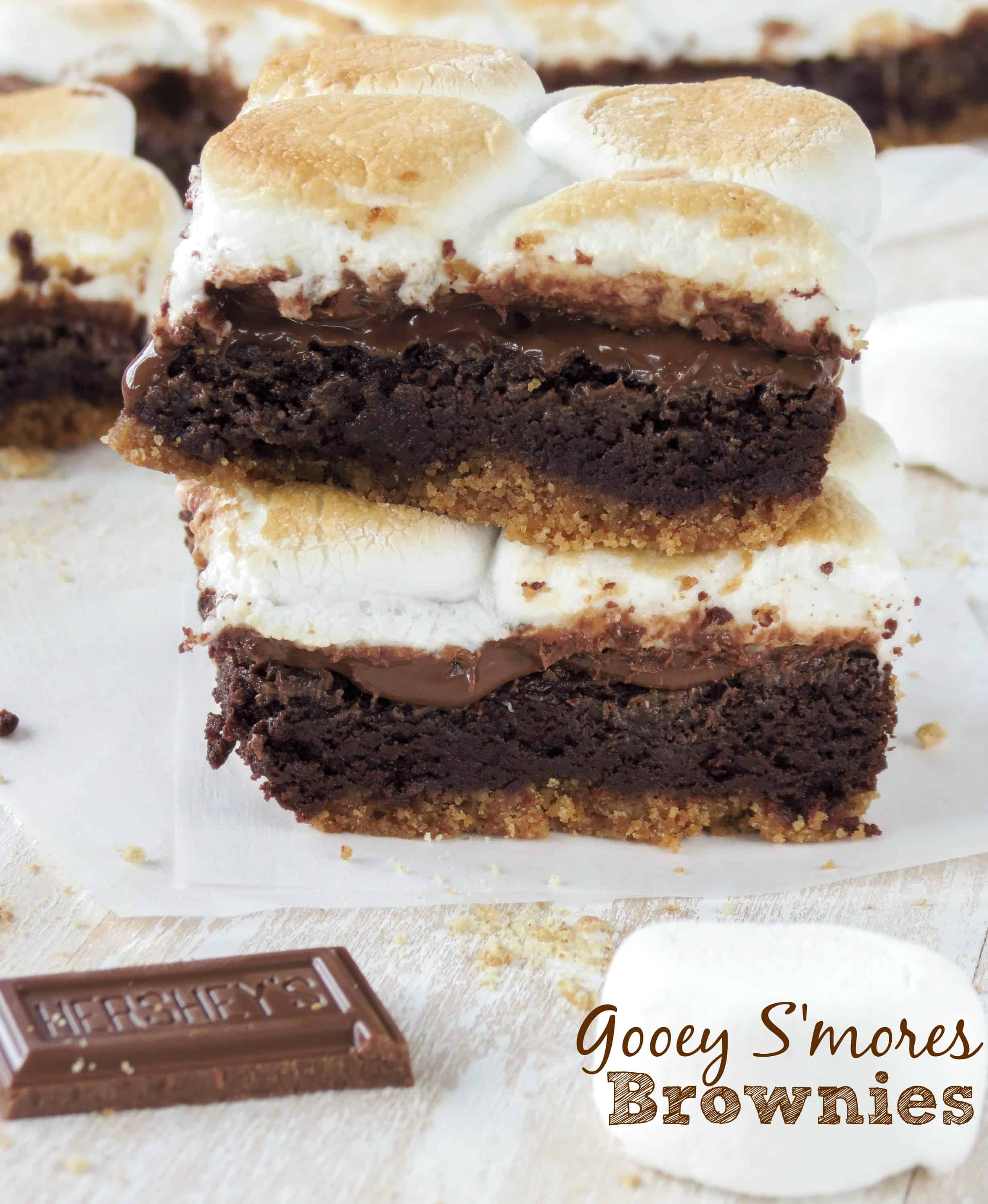 mores brownies s mores pie s mores s mores truffles s mores cookies ...