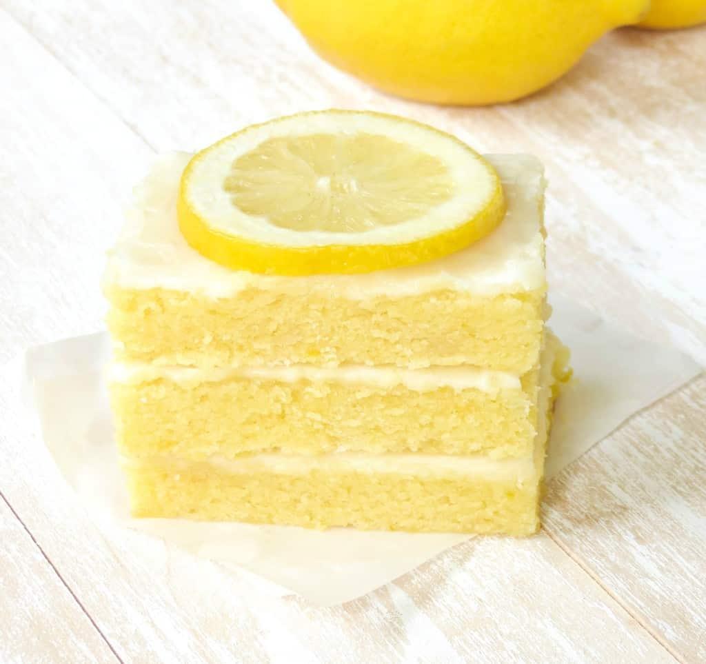 Lemon Lemonies - Sprinkle Some Sugar