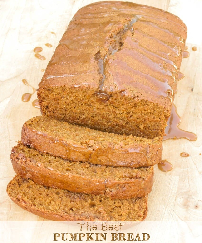 The Best Pumpkin Bread - Sprinkle Some Sugar