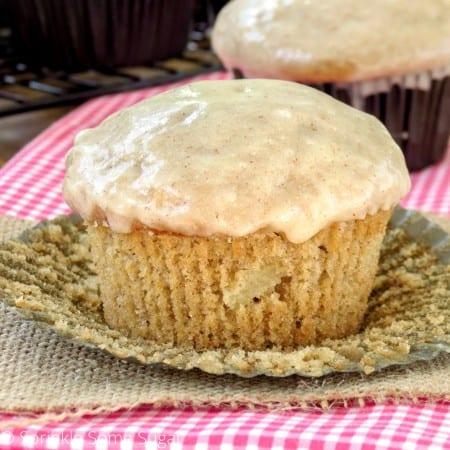 Apple Cider Muffins - Sprinkle Some Sugar