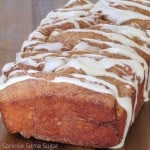 Cinnamon Sugar Pull Apart Bread - Sprinkle Some Sugar