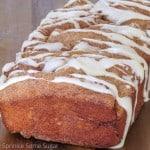 Cinnamon Sugar Pull Apart Bread - Sprinkle Some Sugar