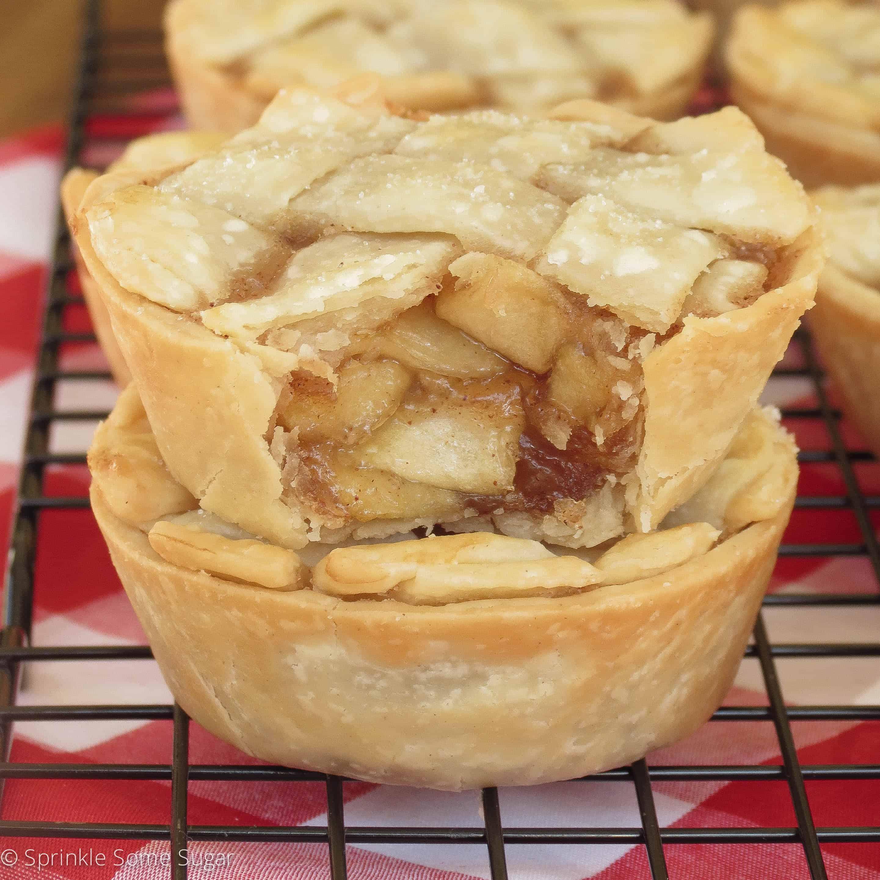 Apple Pie Recipe: Sprinkle Some Sugar