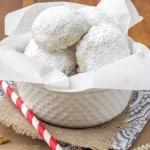 Nutball Cookies