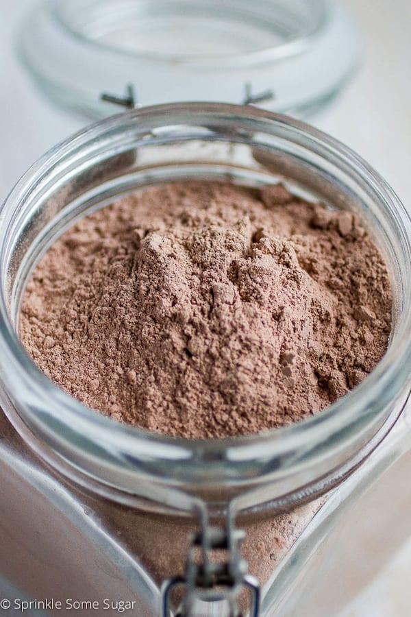 Homemade Hot Cocoa Mix - Sprinkle Some Sugar