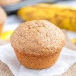 Lightened-Up Banana Muffins