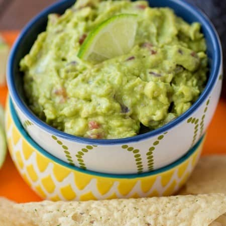 Easy Guacamole For Two - Sprinkle Some Sugar