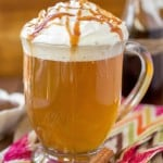 Easy Caramel Apple Cider