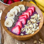 Protein Berry Smoothie Bowl