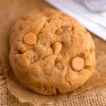 Butterscotch Toffee Pudding Cookies