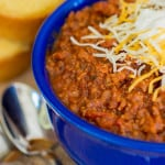 My Favorite Homemade Chili