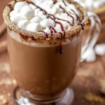 S'mores Peppermint Mocha