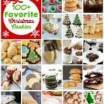 100+ Christmas Cookie Recipes!