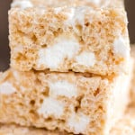 Perfect Rice Krispie Treats - Sprinkle Some Sugar