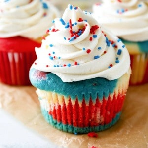 How to Make a Tie-Dye cake & Cupcakes! - Sally's Baking Addiction