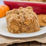 Pumpkin Gingersnap Bread Pudding