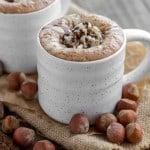 Hazelnut Mocha Latte