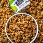 Vanilla Coconut Almond Granola