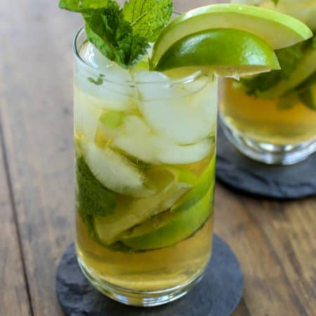Apple Cider Mojito - Sprinkle Some Sugar