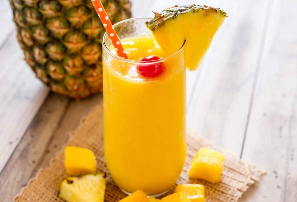 Mango Daiquiri - Sprinkle Some Sugar